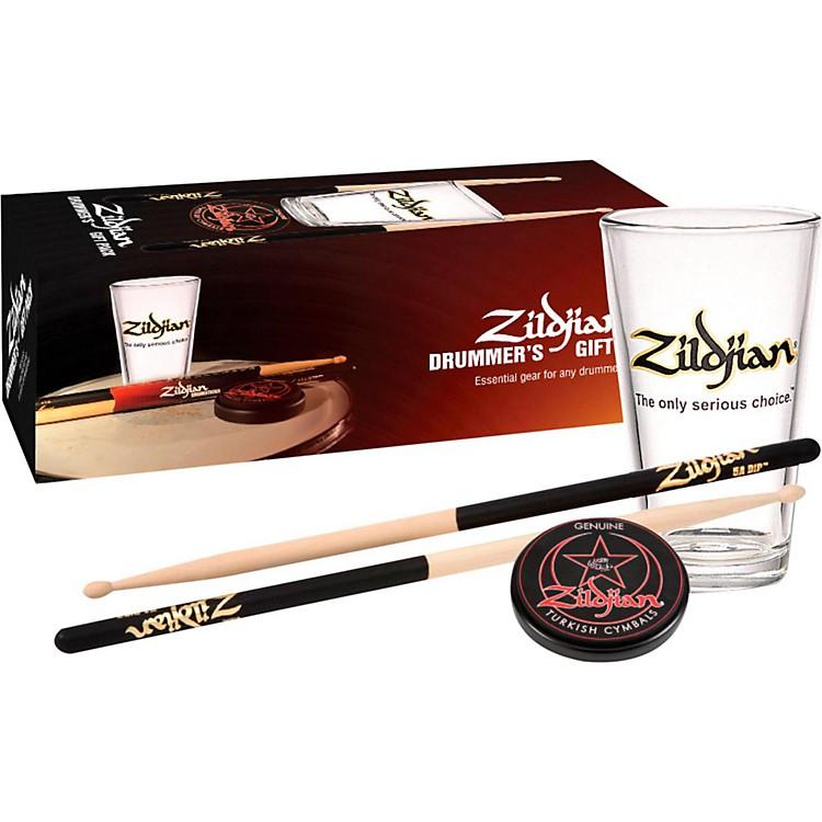 Zildjian - Zestaw upominkowy - pałki pad, szklanka Giftpack