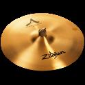 """Zildjian - Avedis Medium - Thin Crash 18"""""""