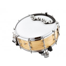 "Meinl - Tamburyn na werbel Backbeat Tambourine 13""-14"" BBTA2-BK"
