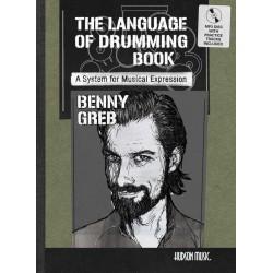 Hudson Music - Benny Greb - The Language of Drumming Book (książka + 1 CD)