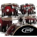 "PDP by DW - perkusja Concept Maple CM6 20"" Shellset"