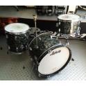 Ludwig - Perkusja Classic Maple Jazz Vintage 1965 - Black Diamond Pearl