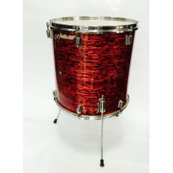 "Kings - Floortom 16""x16"" Red Onyx Vintage"