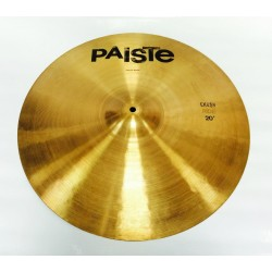Paiste - Prototyp Crash-ride 20""