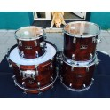 Pearl - perkusja BLX Rock Shellset Vintage - Walnut
