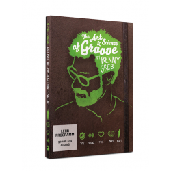 "Benny Greb - ""The Art and Science of GROOVE"" 1 DVD"