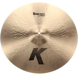 Zildjian - K Dark Crash Thin 16""