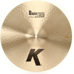 Zildjian - K Dark Crash Thin 18""