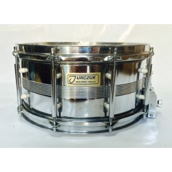 "Jurczuk - Werbel stalowy 14""x6.5"" Super Sensitive"