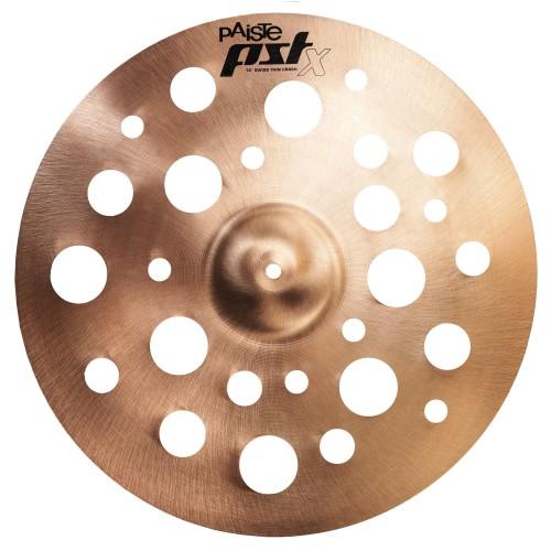 "Paiste - PSTX Thin Crash 16"" Swiss Made"