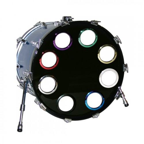 Holz - zabezpieczenie Bass Drum' Os - Green 4''