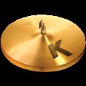 "Zildjian - K Light Hi-hat 16"""