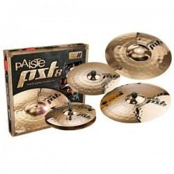 "Paiste - Zestaw talerzy PST8 Rock Set 14"" 16"" 20'' + 18"" GRATIS"