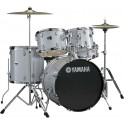 Yamaha - perkusja Gigmaker Jazz Silver Sparkle