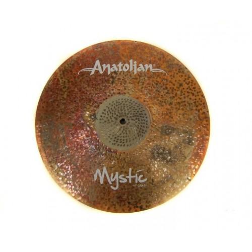 "Anatolian - Mystic Crash 17"""