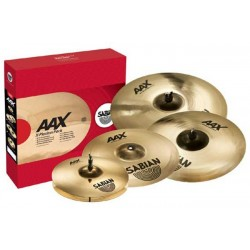 "Sabian - AAX X-plosion Promo Pack 14"" 16"" 18"" 21"""