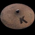 "Zildjian - K Custom Dry Light Ride 20"""