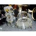 Mes - Perkusja akrylowa Jazz Transparent Shellset
