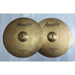Amedia - Kommagene SB Medium/Thin Hihat 14""