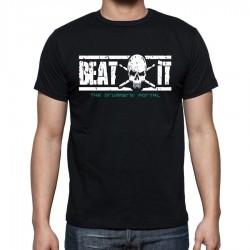 Beat It - koszulka Sticks Skull