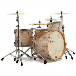 Sonor - perkusja Vintage Series Three22 Shellset - okleina