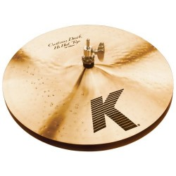 Zildjian - K Custom Dark Hi-hat 14''