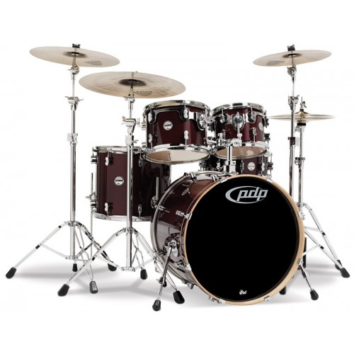 "PDP by DW - perkusja Concept Maple CM5 20"" Shellset"