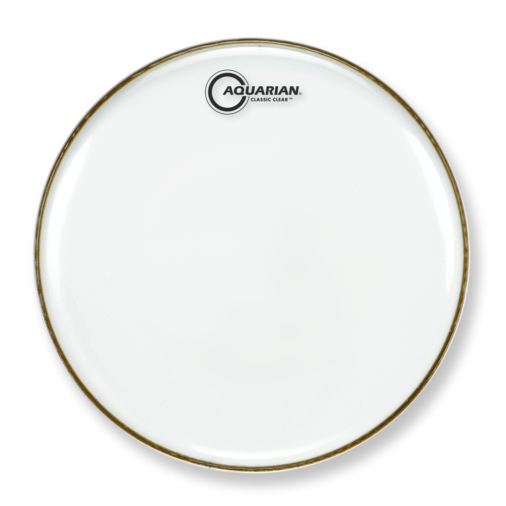 Aquarian - Naciąg rezonansowy Classic Clear Snare 14''