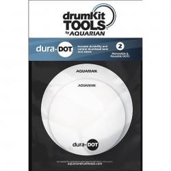 Aquarian - Dura DOT - łatka wytłumiająca uniwersalna - 2 sztuki