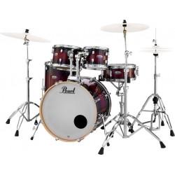 Pearl - perkusja Decade Maple Fusion Plus DMP925S - Gloss Deep Red Burst
