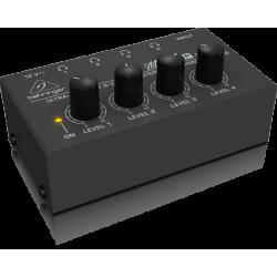 Behringer - Wzmacniacz słuchawkowy MicroAmp HA400