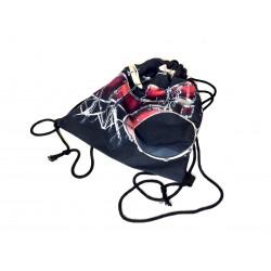 Zebramusic - Plecak-worek z motywem perkusyjnym
