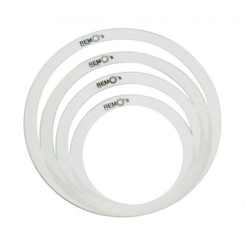 Remo - O Rings krążki tłumiące Standard 12''-16''