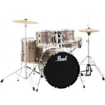 Pearl - Perkusja Roadshow Studio RS505C/C - Bronze Metallic