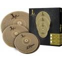"Zildjian - Zestaw talerzy Low Volume Box Set  LV348 13"" 14"" 18''"