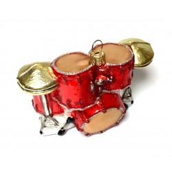 Zebramusic - Bombka z motywem perkusyjnym
