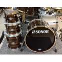 Sonor - perkusja Ascent Stage 2 Ebony Stripes