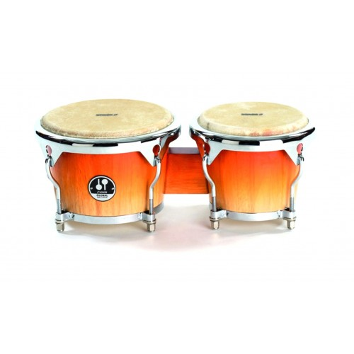 Sonor - Bongosy Global GBW 7850 7'' i 8,5'' Orange Fade