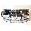 "Pearl - werbel Jupiter Chrome Over Brass 70' 14""x5"" VINTAGE"