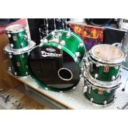 Premier - perkusja Genista Rock Set - Emerald