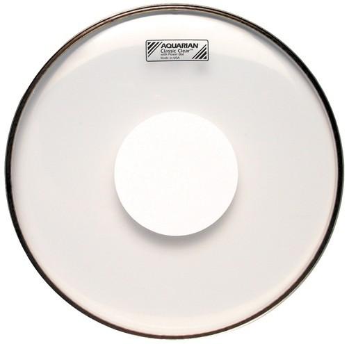 Aquarian - Naciąg Classic Clear Bass w/Dot  20''