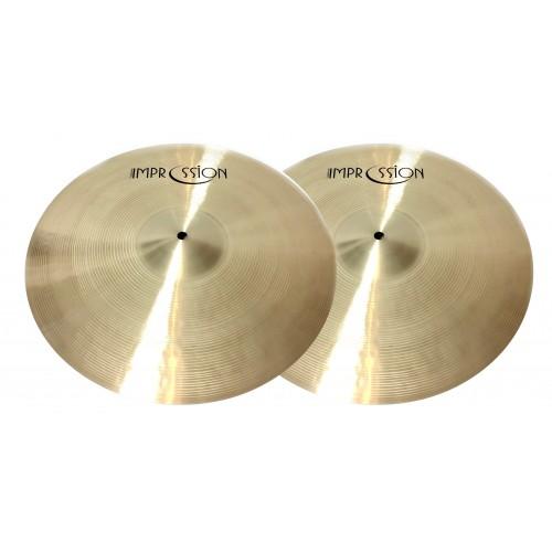 "Impression Cymbals - Traditional Hi-hat 13"""