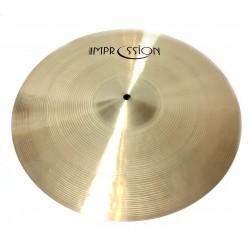 "Impression Cymbals - Traditional Crash 17"""