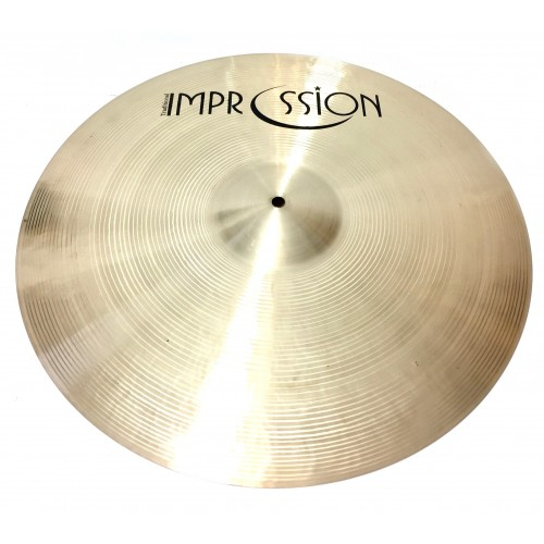 """Impression Cymbals - Traditional Ride 22"""""""