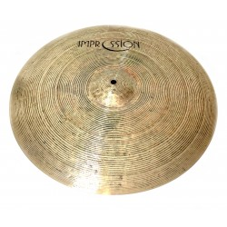 Impression Cymbals - Smooth Ride 21""