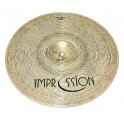 Impression Cymbals - Smooth Ride 20""