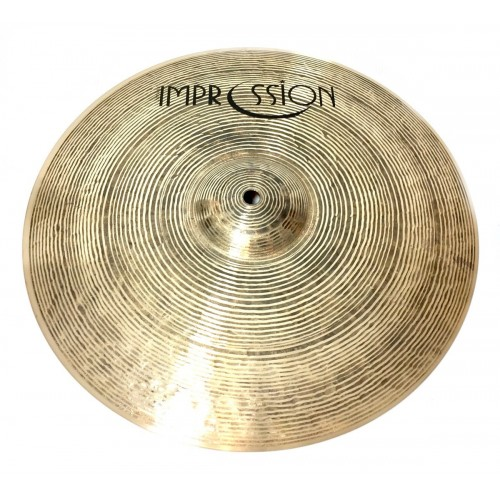 "Impression Cymbals - Smooth Splash 8"""