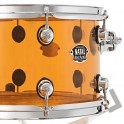 Natal - Perkusja Arcadia Acrylic Shellset KAC-AA2 - Orange