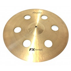 Amedia - FX Concept Crash w/Holes 18''