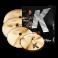 """Zildjian - Zestaw talerzy K Custom Dark KCD900 Box Set 14"""" 16"""" 20'' + 18"""" GRATIS"""